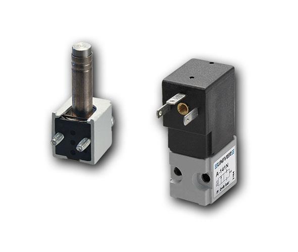 Mikro ventily