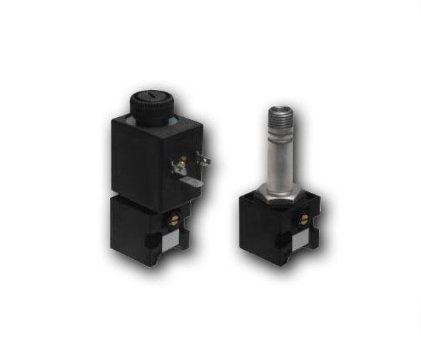 Miniaturní ventily