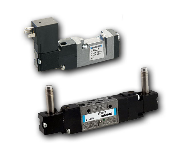 Miniaturní ventil