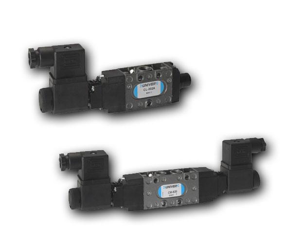 Univerzální solenoidový ventil